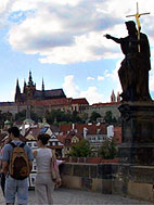 Prague's Castle Views