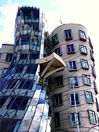 Prague's Dancing House
