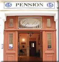 Cheap accommodation in Prague - Pension 15