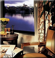 Cheap accommodation in Prague - Four Seasons