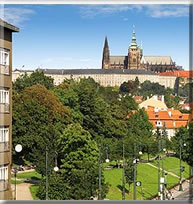 Cheap accommodation in Prague - Atos