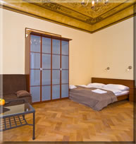 Cheap accommodation in Prague - Dusni 2A