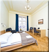 Cheap accommodation in Prague - Dusni 2C