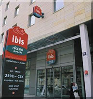 Cheap accommodation in Prague - Ibis (Wenceslas Square)