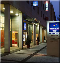 Cheap accommodation in Prague - Novotel