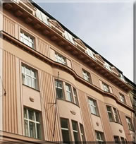 Cheap accommodation in Prague - Rosemary