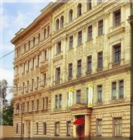 Cheap accommodation in Prague - Best Western Royal Palace