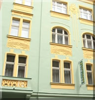 Cheap accommodation in Prague - Sunflower