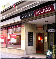 Cheap accommodation in Prague - Accord