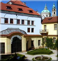 Cheap accommodation in Prague - Adria