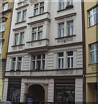Cheap accommodation in Prague - Alabastr