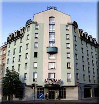 Cheap accommodation in Prague - Plaza Alta