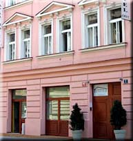 Cheap accommodation in Prague - ApartHotel City 5