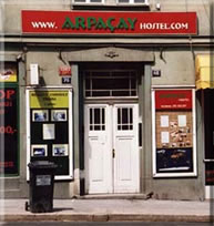 Cheap accommodation in Prague - Arpacay