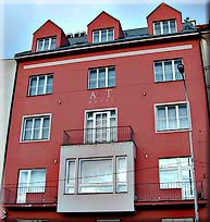 Cheap accommodation in Prague - Art hotel