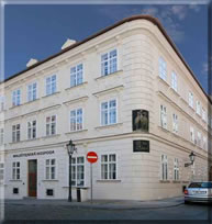 Cheap accommodation in Prague - At the Three Storks