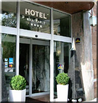 Cheap accommodation in Prague - Best Western Bila Labut