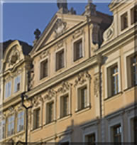 Cheap accommodation in Prague - Castle Steps