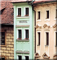 Cheap accommodation in Prague - Clementin