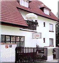 Cheap accommodation in Prague - Cora