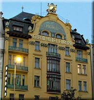 Cheap accommodation in Prague - Evropa
