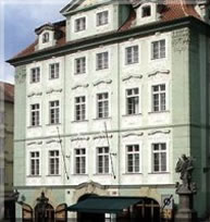 Cheap accommodation in Prague - Golden Star