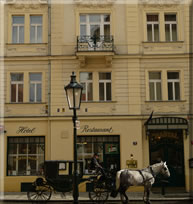 Cheap accommodation in Prague - Haštal Prague Old Town