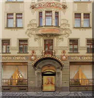 Cheap accommodation in Prague - K+K Central