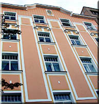 Cheap accommodation in Prague - Leon