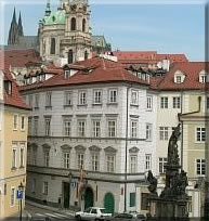 Cheap accommodation in Prague - Maltezske