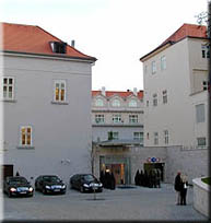 Cheap accommodation in Prague - Mandarin Oriental