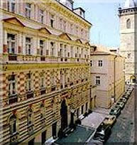 Cheap accommodation in Prague - Novoměstský