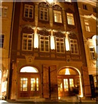 Cheap accommodation in Prague - Santini