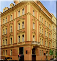Cheap accommodation in Prague - Sibelius