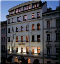 Cheap accommodation in Prague - Sieber