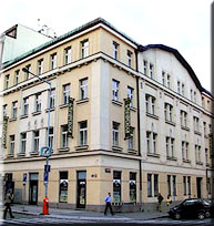 Cheap accommodation in Prague - Sovereign