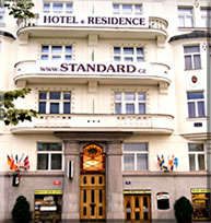Cheap accommodation in Prague - Standard Residence