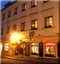 Cheap accommodation in Prague - U Brány