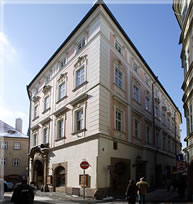 Cheap accommodation in Prague - U Ko�k�