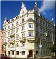 Cheap accommodation in Prague - Union