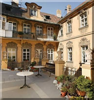 Cheap accommodation in Prague - Golden Stag