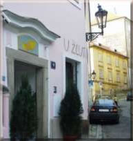 Cheap accommodation in Prague - The Yellow Shoe