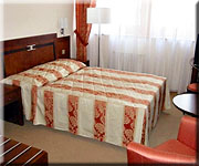 Room of BW Bila Labut Hotel in central Prague