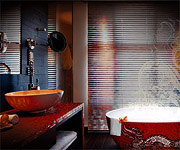 Buddha Bar Hotel Prague - bathroom
